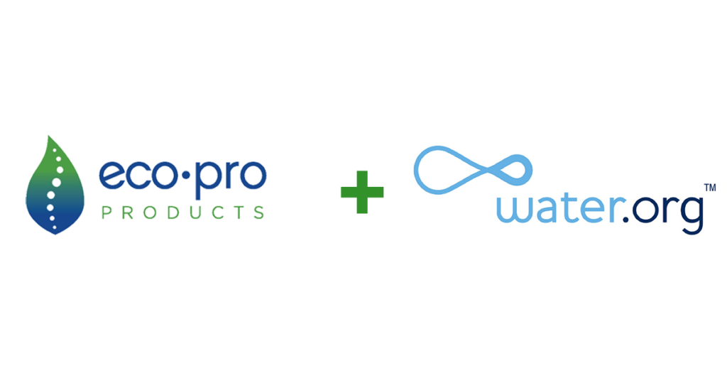 EPP Partners With Water.Org