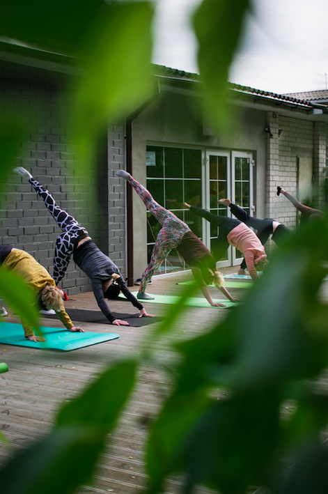 offering yoga at your physical therapy clinic