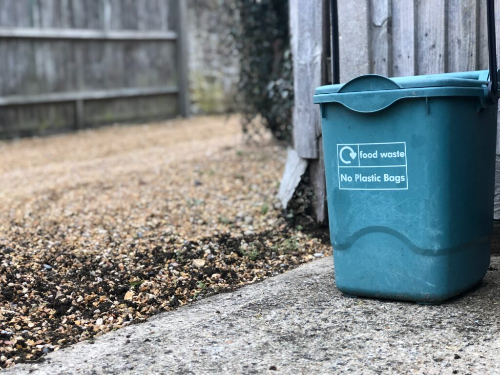 compost bin for your physical therapy clinic. PT clinic. Physical Therapist